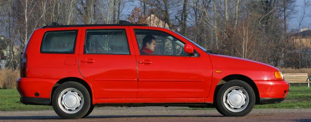 VW Polo Variant /Motor