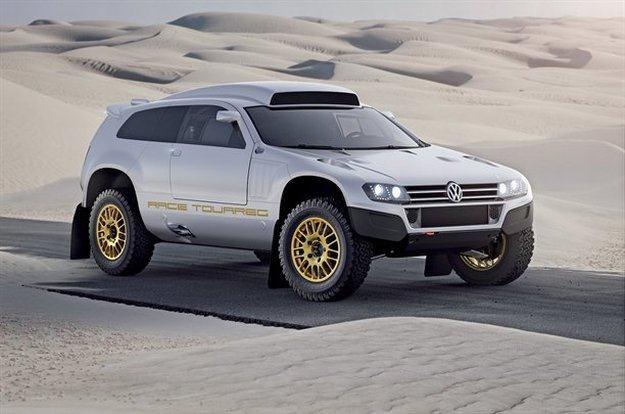 VW race touareg 3 /