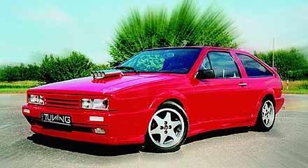 VW Scirocco II /INTERIA.PL