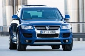 VW touareg / Kliknij /poboczem.pl