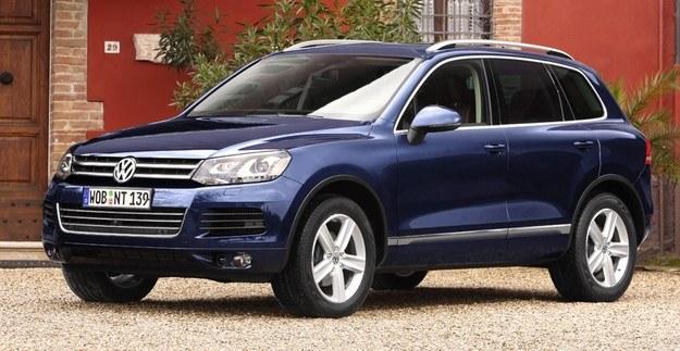 VW touareg /