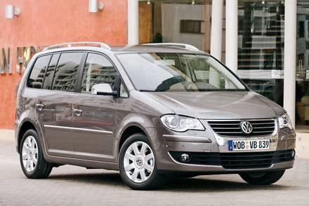 VW touran / Kliknij /INTERIA.PL