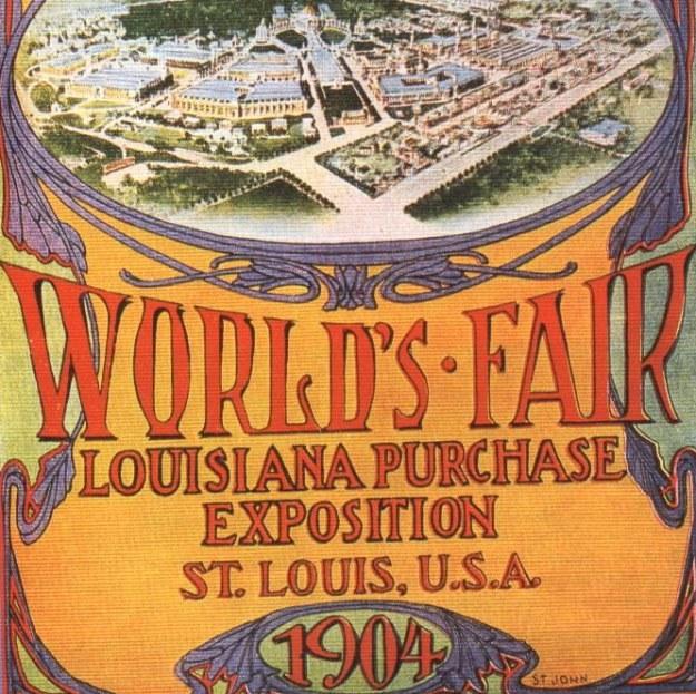 W 1904 roku igrzyska odbyły się w Saint Louis /. /INTERIA.PL