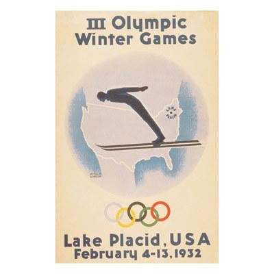W 1932 roku igrzyska odbyły się w Lake Placid. /AFP