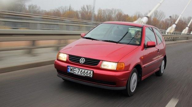 W 1994 r. Polo 6N wyglądało sensacyjnie na tle przestarzałego modelu 86C. Radykalnie zyskało na przestronności. /Motor