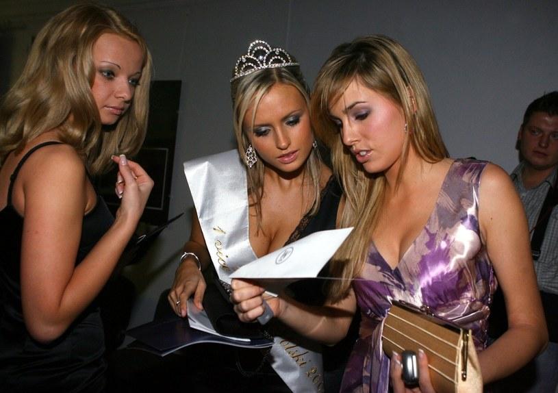 W 2005 roku Agnieszka Hyży (wówczas Popielewicz) startowała w wybirach Miss Polski /Piotr Fotek /Reporter
