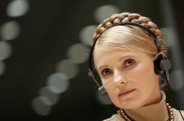 W 2011 r. Julia Tymoszenko została aresztowana, a następnie skazana na siedem lat więzienia. /AFP