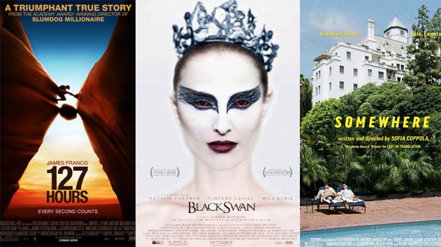 W 2011 roku czekamy na nowe filmy Danny'ego Boyle'a, Darrena Aronofsky'ego i Sofii Coppoli /materiały prasowe
