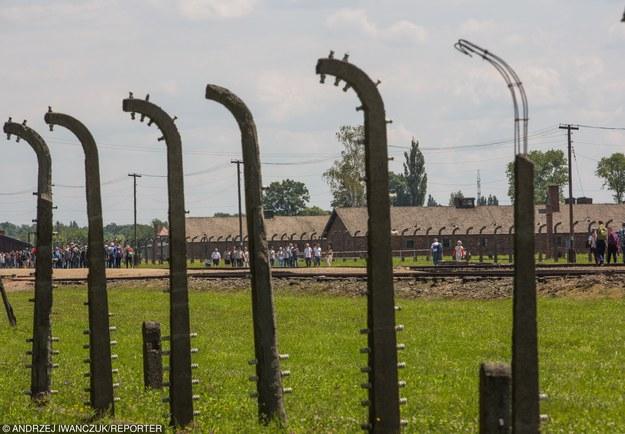 w 2014 roku Muzeum Auschwitz odwiedziło więcej młodych Brytyjczyków niż Polaków /Andrzej Iwańczuk/Reporter /Reporter