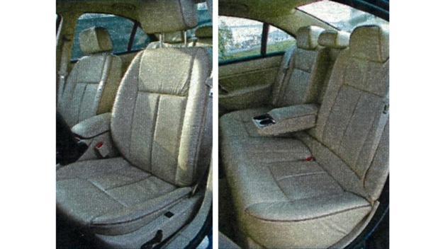 W 607 miejsca jest pod dostatkiem, a siedzenia są bardzo wygodne. Można więc jeździć jako kierowca i z kierowcą. /Motor