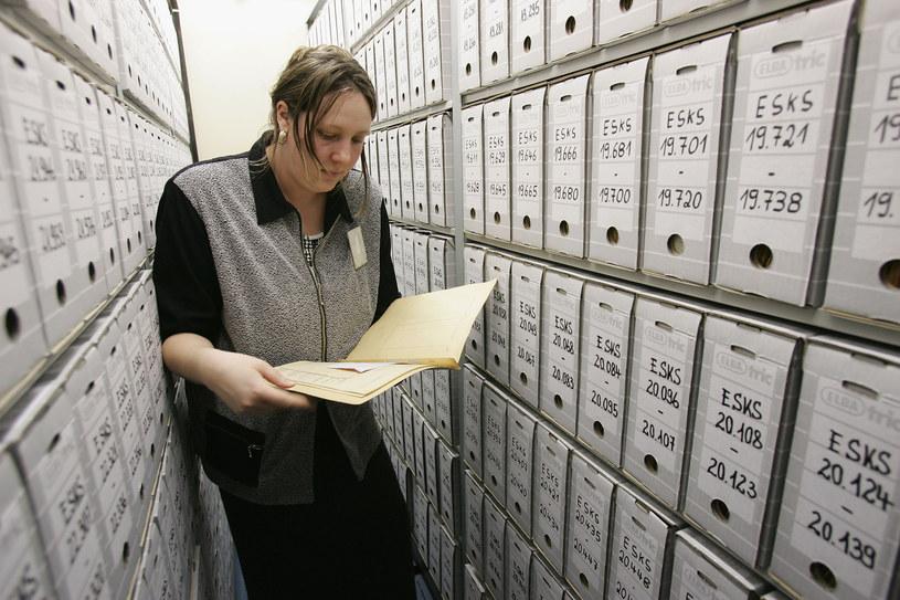 W archiwach Stasi /Getty Images/Flash Press Media