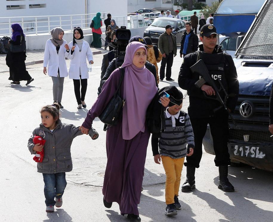 W ataku zginęły 23 osoby, w tym 20 cudzoziemców /MOHAMED MESSARA /PAP/EPA