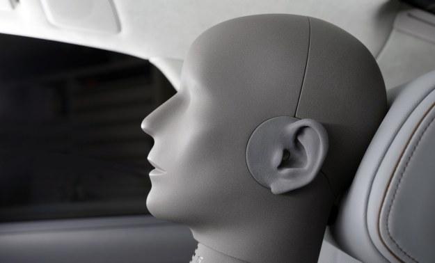 W Audi A8 dźwięk 3D zagości także z tyłu pojazdu /INTERIA.PL/informacje prasowe
