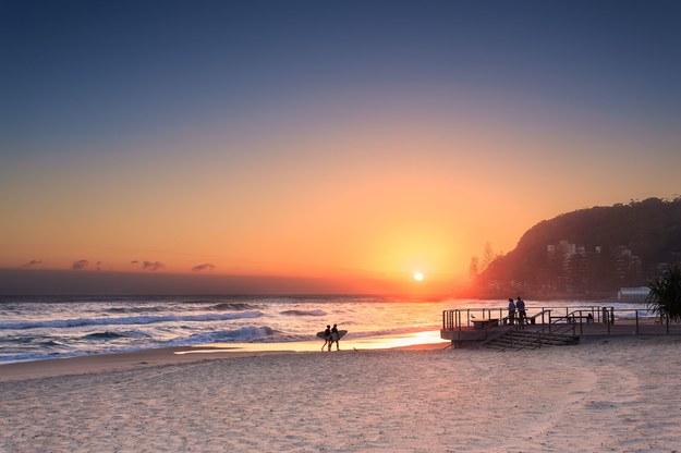 W Australii jest mnóstwo pięknych plaż /123/RF PICSEL