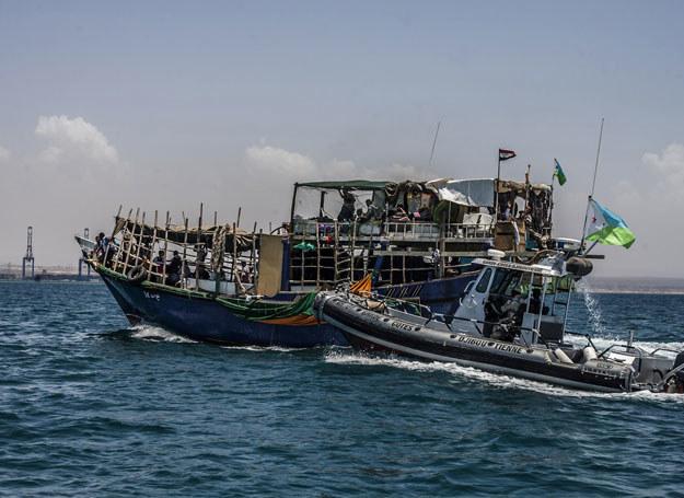 W Australii łodzie z uchodźcami mogą być odsyłane z powrotem /ANDREAS STAHL /AFP