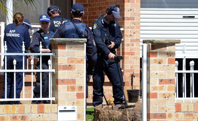 W Australii trwa operacja antyterrorystyczna /AFP