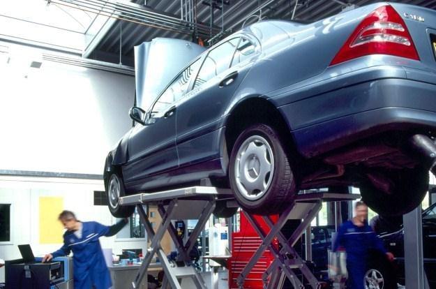 W autach z LPG mogą zdarzyć się typowe usterki /