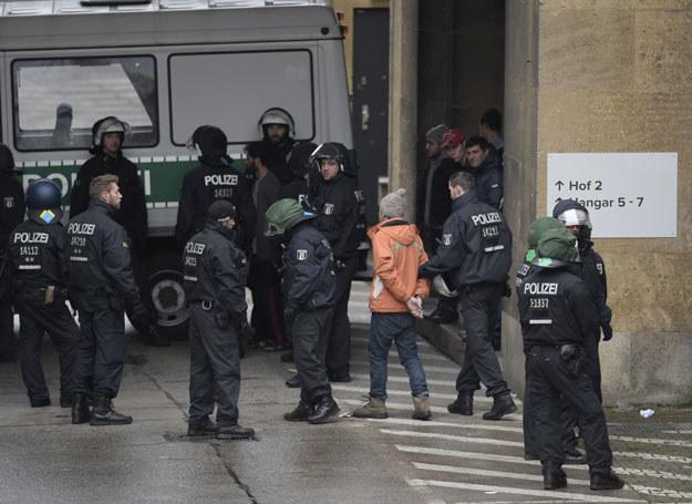W Berlinie doszło do strać z policją /ODD ANDERSEN /PAP