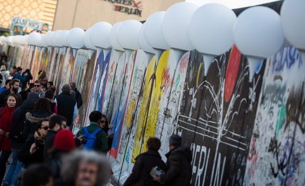 W Berlinie rozpoczęły się obchody 25. rocznicy upadku muru