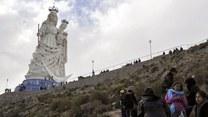 W Boliwii stanęła gigantyczna figura Maryi