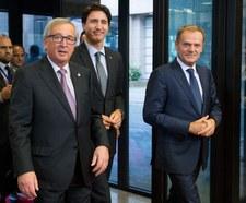 W Brukseli rozpoczął się szczyt UE-Kanada