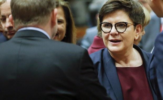 W Brukseli rozpoczął się szczyt UE: W programie Ukraina