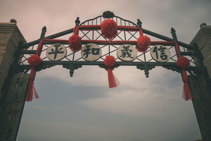 """W Chinach powstał """"Muzułmański świat"""". /123RF/PICSEL"""