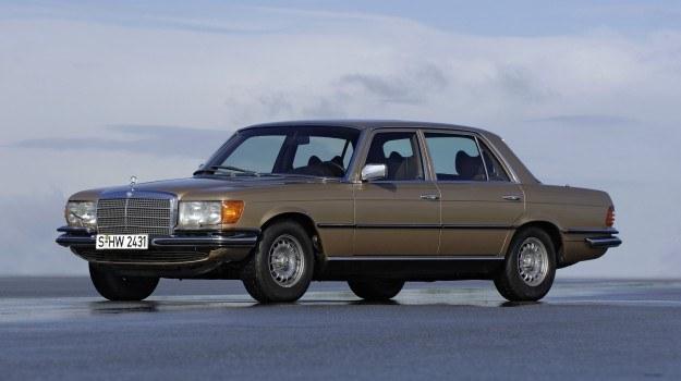 W ciągu 8 lat wyprodukowano ponad 473 tys. egzemplarzy typoszeregu W116. /Mercedes
