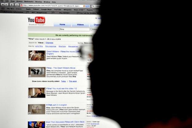 W ciągu siedmiu lat YouTube stał się prawdziwą internetową potęgą /AFP