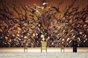 W czasie audiencji generalnych papieża słuchały miliony pielgrzymów /AFP