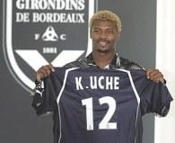 W czerwcu skończy się przygoda Kalu Uche z francuskim Bordeaux /AFP