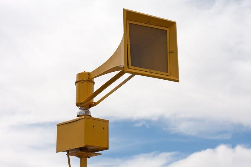 W Dallas syreny alarmowe ostrzegają przede wszystkim o tornadach /©123RF/PICSEL