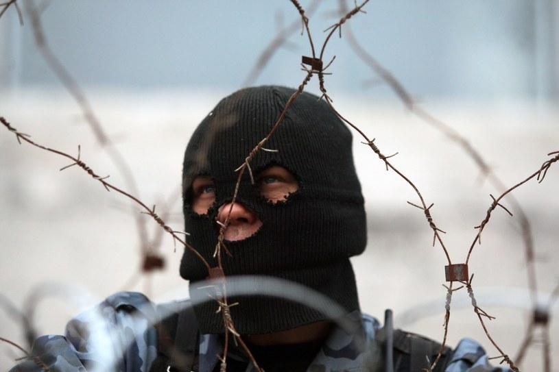 W Doniecku uzbrojona grupa separatystów okupuje siedzibę administracji państwowej /Informacyjna Agencja Radiowa