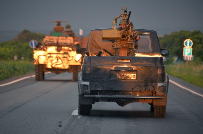 W Doniecku w niedzielę po południu sytuacja jest napięta. /AFP