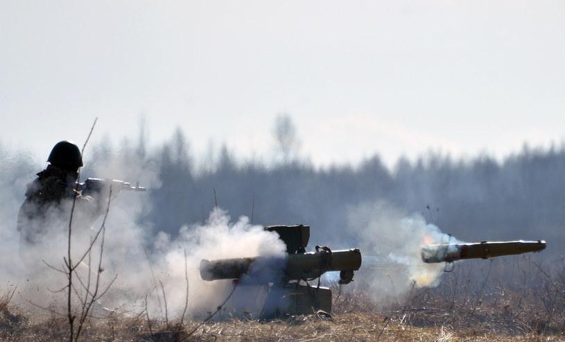 W Doniecku wciąż trwają walki /AFP