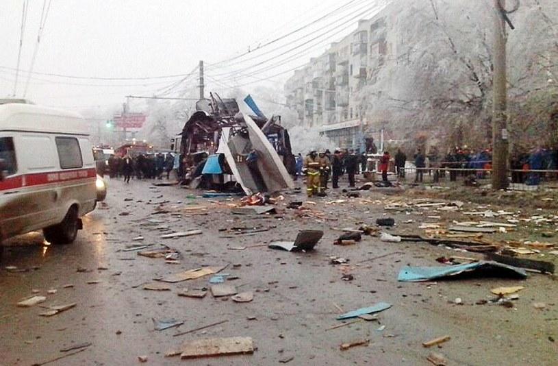 W drugim zamachu zginęło 14 osób /AFP