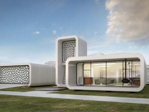 W Dubaju powstanie pierwszy na świecie biurowiec z drukarki 3D