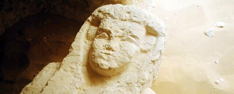 W Egipcie odkryto nowe grobowce. Zdjęcie udostępnione przez egipskie ministerstwo /materiały prasowe