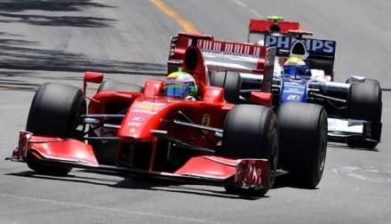 W ekipie Ferrari nie mogą pogodzić się z protestami Williamsa /AFP