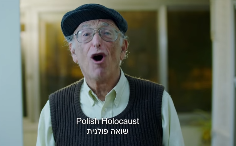 """W filmie fundacji pada zwrot """"Polski Holocaust"""" /YouTube"""