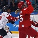 W finale hokeja dla kobiet bez niespodzianki