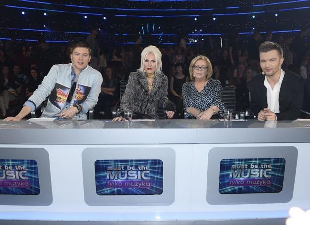 """W finale """"Must Be The Music"""" jury pełni rolę tylko doradczą - fot. Jarosław Antoniak /MWMedia"""