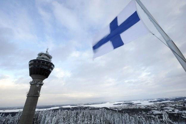 W Finlandii tylko 4000 gospodarstw domowych nie jest podłączonych do sieci /AFP