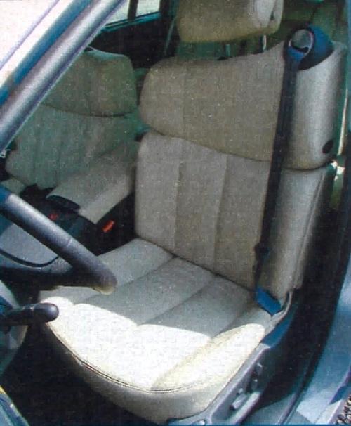 W fotelach można oddzielnie regulować kąt pochylenia górnej części oparcia. /Motor