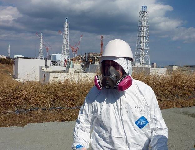 W Fukushimie może dojść do wielkiego wybuchu - ostrzega jeden z konstruktorów elektrowni. /AFP