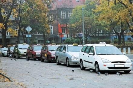 W Gdańsku jest 2 tys. taksówek i 800 miejsc postojowych / fot. Ilona Truszczyńska /EchoMiasta_Trójmiasto
