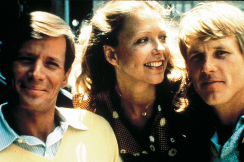 W główne role wcielili się w serialu: Peter Strauss,Susan Blakely iNick Nolte /East News