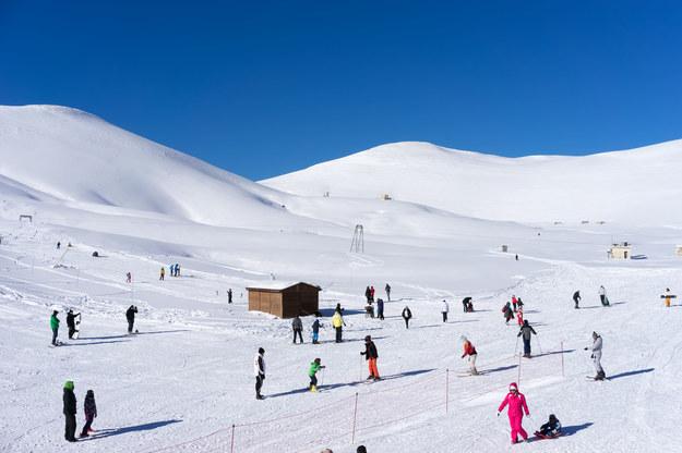 W Grecji też można poszusować na nartach /123/RF PICSEL