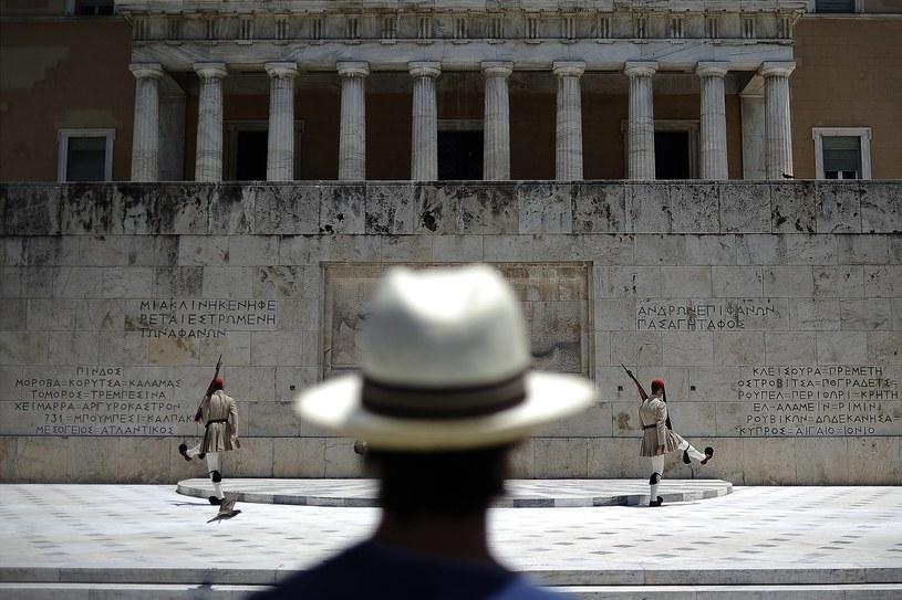 W Grecji zaczyna brakować paliwa /FOTIS PLEGAS G. /PAP/EPA