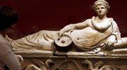 """W """"Grobowcu złotego skarabeusza"""" znaleziono skarb etruskiej księżniczki"""